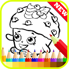 Coloring For Shopkins Fans icon