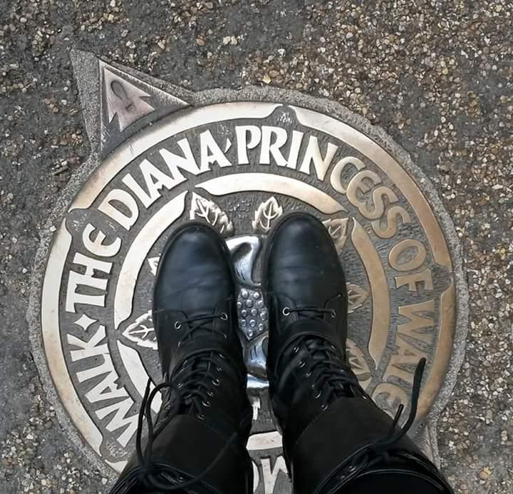 La strada racconta dove passegiava una splendida principessa di Didi - Diana Gabrielli