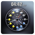Live Weather Widget& Free Radar icon