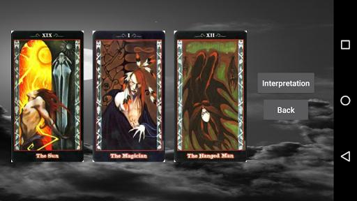 Tarot of the vampires lite 2.31 Vampires lite screenshots 2