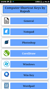 Computer Best Super Short cut key for PC-Windows 7,8,10 and Mac apk screenshot 5