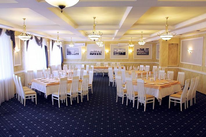 Фото №1 зала Банкетный зал «Классический»