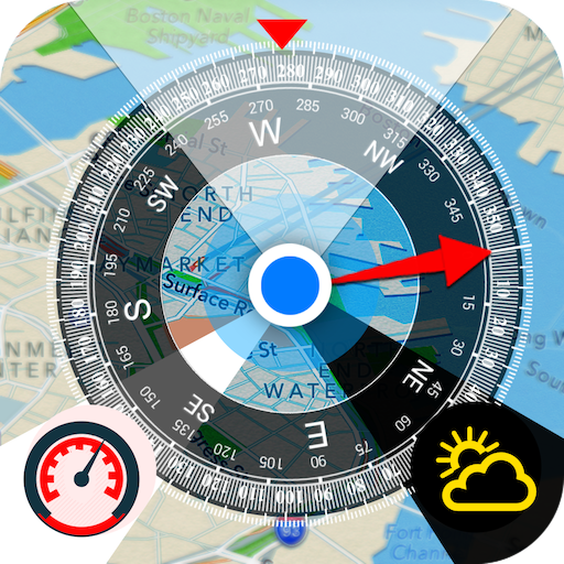 All GPS Tools Pro (map, compass, flash, weather) APK Cracked Download
