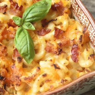 David Venable's Ultimate Macaroni and Cheese