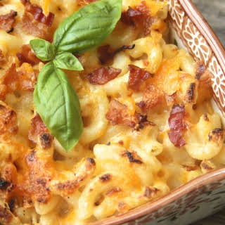 David Venable's Ultimate Macaroni and Cheese.