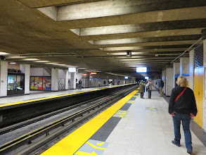 Photo: The metro
