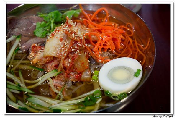 朝月冷麵王韓式料理