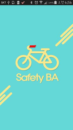 SafetyBA - 자전거 내비게이션 속도계 운동일지