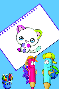 Online Coloring Game 2018 - náhled