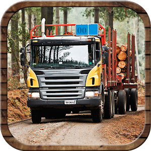 Jungle Wood Transporter 2017 for PC and MAC
