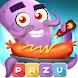 モンスターシェフ-子供や幼児向けの料理ゲーム Monster Chef Cooking games