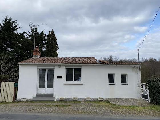 Vente maison 3 pièces 52,54 m2