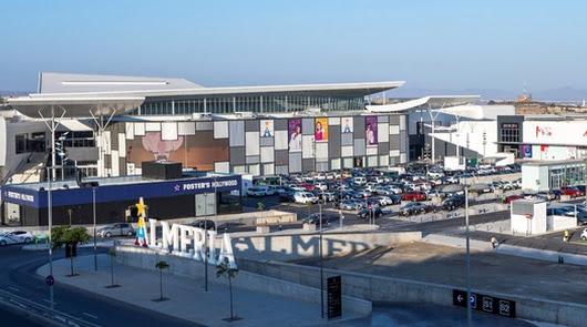 Torrecárdenas, primer centro comercial de construcción sostenible en Almería
