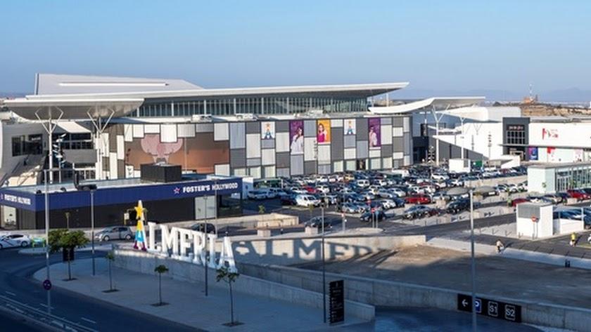 Vista general del Centro Comercial Torrecárdenas.
