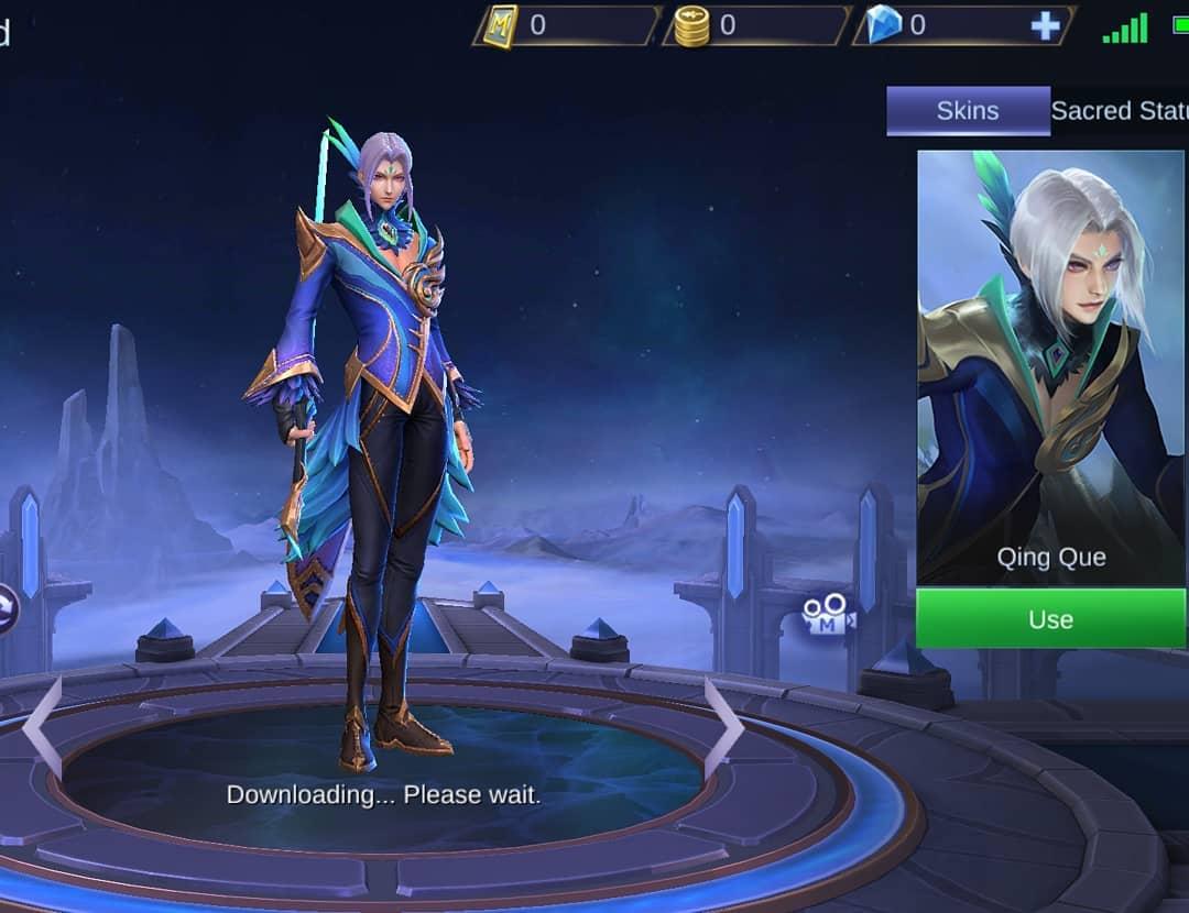 Hero Baru Ling Mobile Legends Assassin Berkemampuan Unik