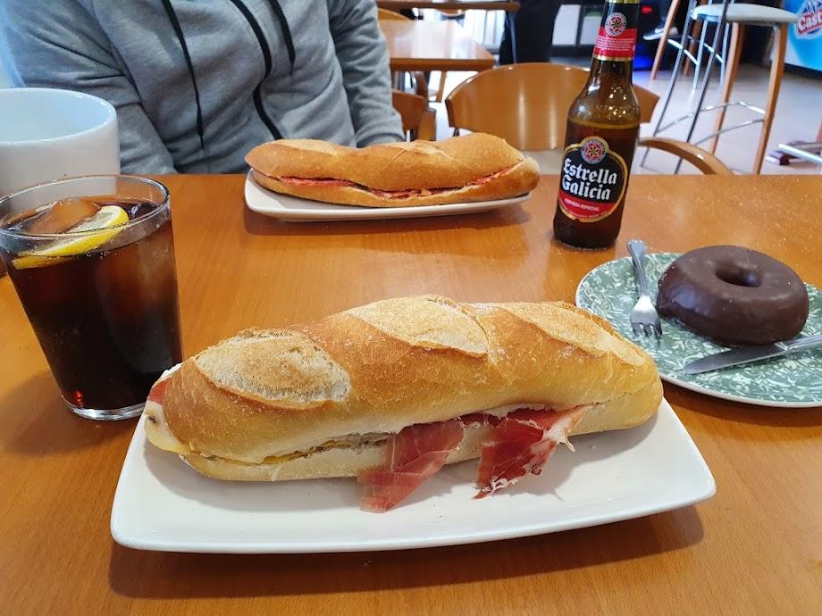 Foto Cafetería Polo 8