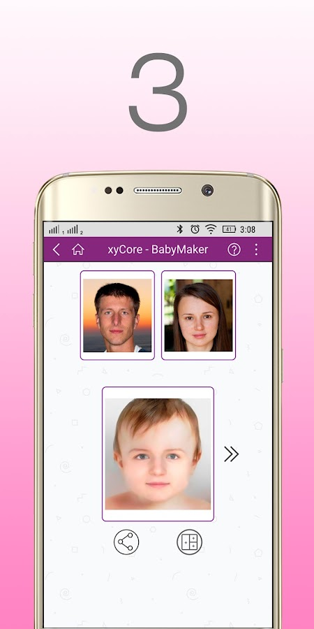 Baby Maker: predicts baby face- screenshot