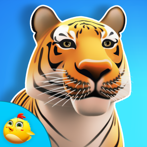 실제 포유 동물 소리 教育 App LOGO-APP開箱王