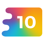 10 the Puzzle Icon