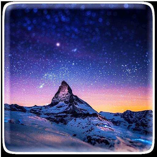 Midnight Sky Live Wallpaper Icon