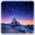 Midnight Sky Live Wallpaper icon