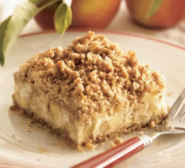 Cream Cheese Pear Crisp Recipe