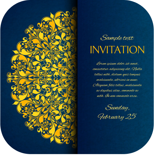 Invitation Card Maker Free Greeting Cards Design