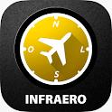 Infraero Voos Online icon