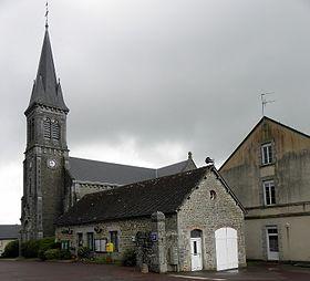 photo de église Saint-Clair