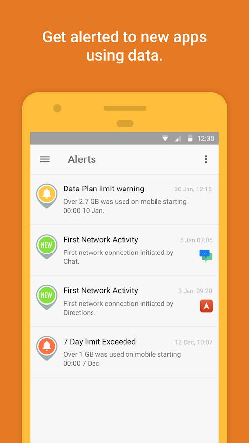 GlassWire: Data Usage Monitor