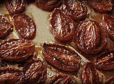 Oven-roasted Tomatoes Recipe