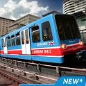 London Subway Metro Train Simulator icon