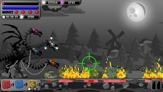 Mad Dragon Defense- screenshot