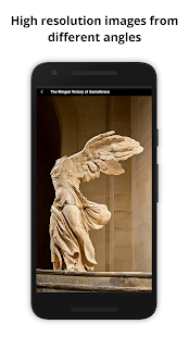 Louvre Guide- screenshot thumbnail