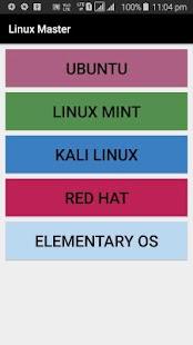 Linux Master - náhled