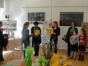 Photo: Podsumowanie konkursu plastycznego w GOK-u