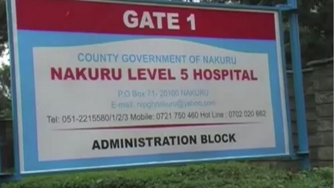Image result for nakuru hospital