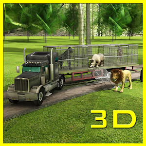 Transport Truck: Wild Animals for PC and MAC