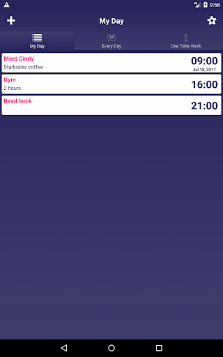 download my day plan schedule on pc mac with appkiwi apk