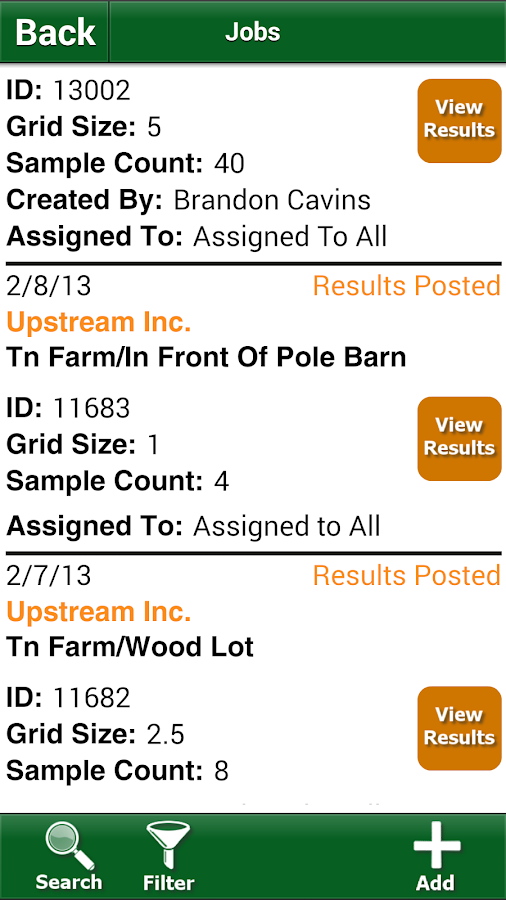Soil Test Pro- screenshot