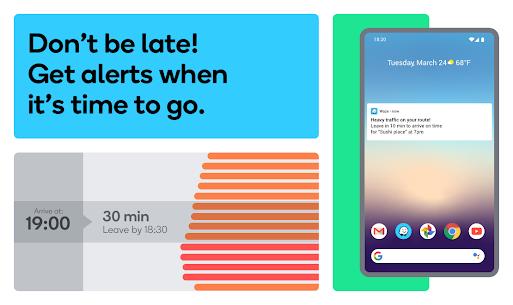 Waze – GPS, Maps, Traffic Alerts & Live Navigation 6