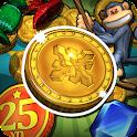 Jungle Coin Falls icon