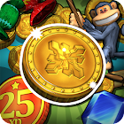 Jungle Coin Falls icon