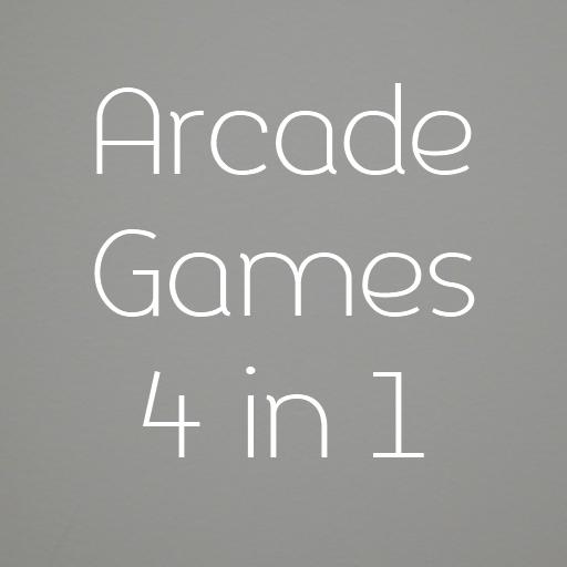 街機App|小游戏4合1 LOGO-3C達人阿輝的APP