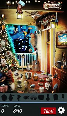 Hidden Object - Finding Santa - screenshot