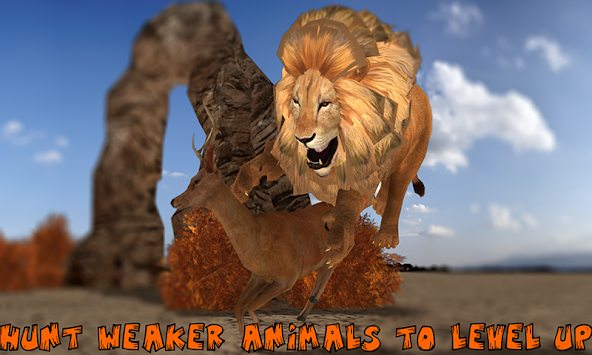 Singa Harimau Petualangan Liar Apk 1 5 Aplikasi Simulasi Screenshot
