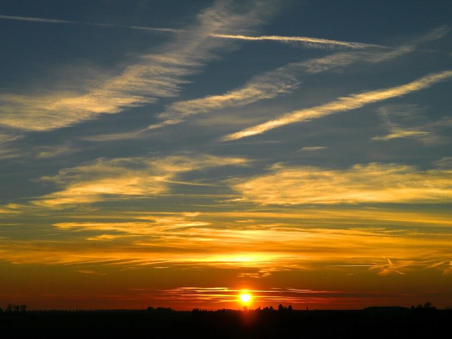 by Jacques Quievre - Landscapes Sunsets & Sunrises (  )