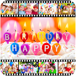 Birthday Video Maker With Music 1.0.8