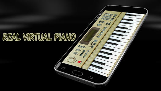 Online Piano Virtual Keyboard screenshot 0