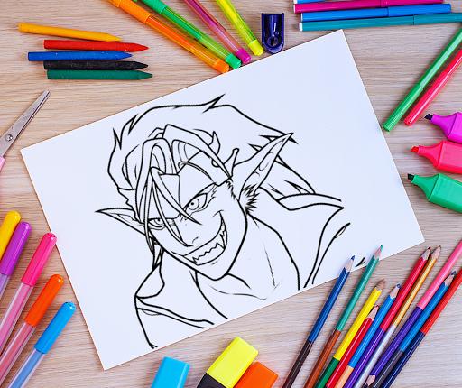 How To Draw Cartoon Anime 3.0 screenshots 15